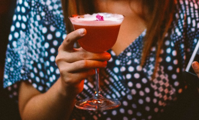 Signature Coctail - The Jive Society